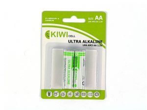 Pin Alkaline AA Kiwi LR6 – C2